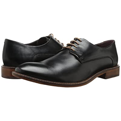 Ted Baker Irron 2 (Black Leather) Men