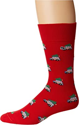 Vineyard Vines - Truck and Tree Socks