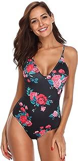 Best hawaiian floral swimsuit Reviews