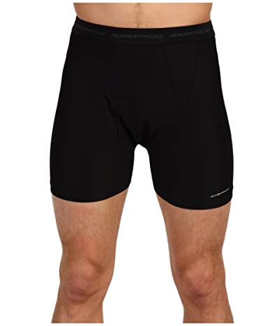 ExOfficio Give-N-Go(r) Boxer Brief (Black) Men
