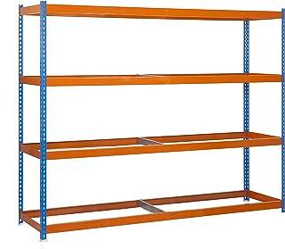 SIMONRACK Estantería Simonforte 2406-4 Azul/Naranja