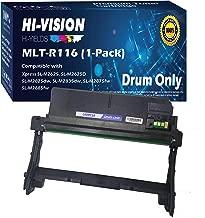 HI-Vision Compatible Samsung MLT-R116 Drum Unit Replacement for Xpress M2885FW, M2835DW, M2825FD, M2875FW, M2875FD, M2625D Laser Printers (1 Drum)