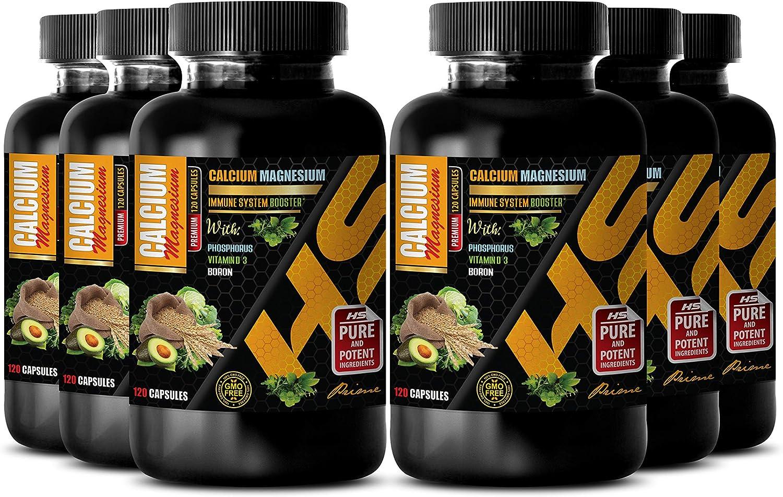 Calcium Magnesium d3 Direct stock discount Max 44% OFF Supplement Premium - Bo