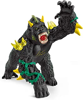 Schleich Eldrador Monster Gorilla Imaginative Figurine for Kids Ages 7-12