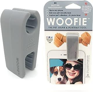 WOOFIE - The Pet Selfie & Portrait Tool (Slay Gray)