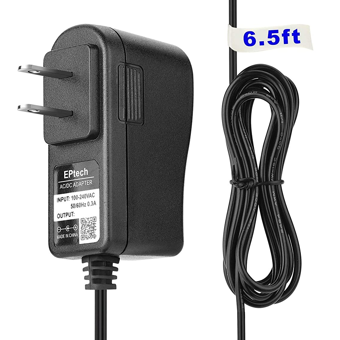 AC/DC Adapter for Panasonic BL-C10 BLC10 BL-C10A BLC10A Network IP Camera Wireless Internet Security Web Cam Remote Video Monitoring System Webcam and Pet Cam Power Supply Cord Cable Charger