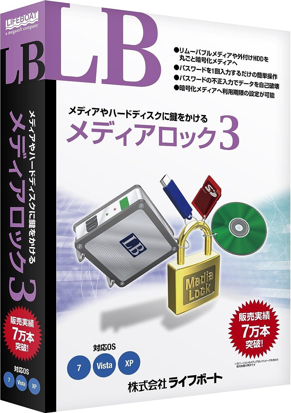 省略する合金昇進LB メディアロック3