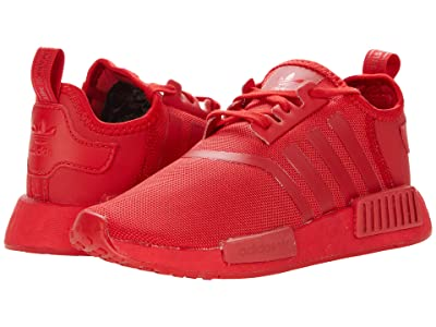 adidas Originals Kids NMD_R1 C (Little Kid) (Scarlet/Scarlet/Scarlet) Kids Shoes