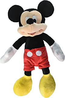 "Disney Mickey Mouse Medium 18"" Roadster Racers Series Plush Dolls"