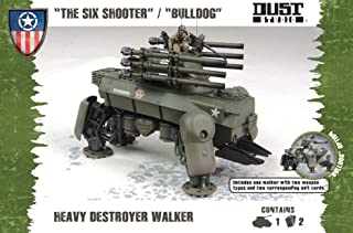 Battlefront Miniatures Dust Tactics: Allies Heavy Assault Walker Barking Dog