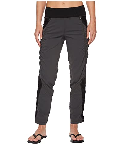 The North Face On the Go Mid-Rise Pants (Asphalt Grey) Women