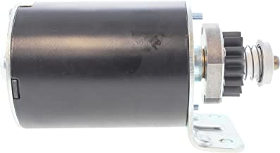 New Briggs and Stratton Starter for Cub Cadet John Deere Sabo 12V 16T CCW 390838 392749 497595 5742 6HP -18HP Engines