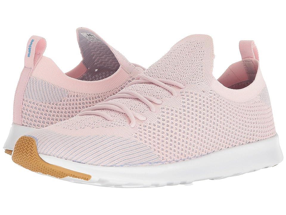 Native Shoes AP Mercury Liteknit (Milk Pink/Shell White/Natural Rubber) Athletic Shoes