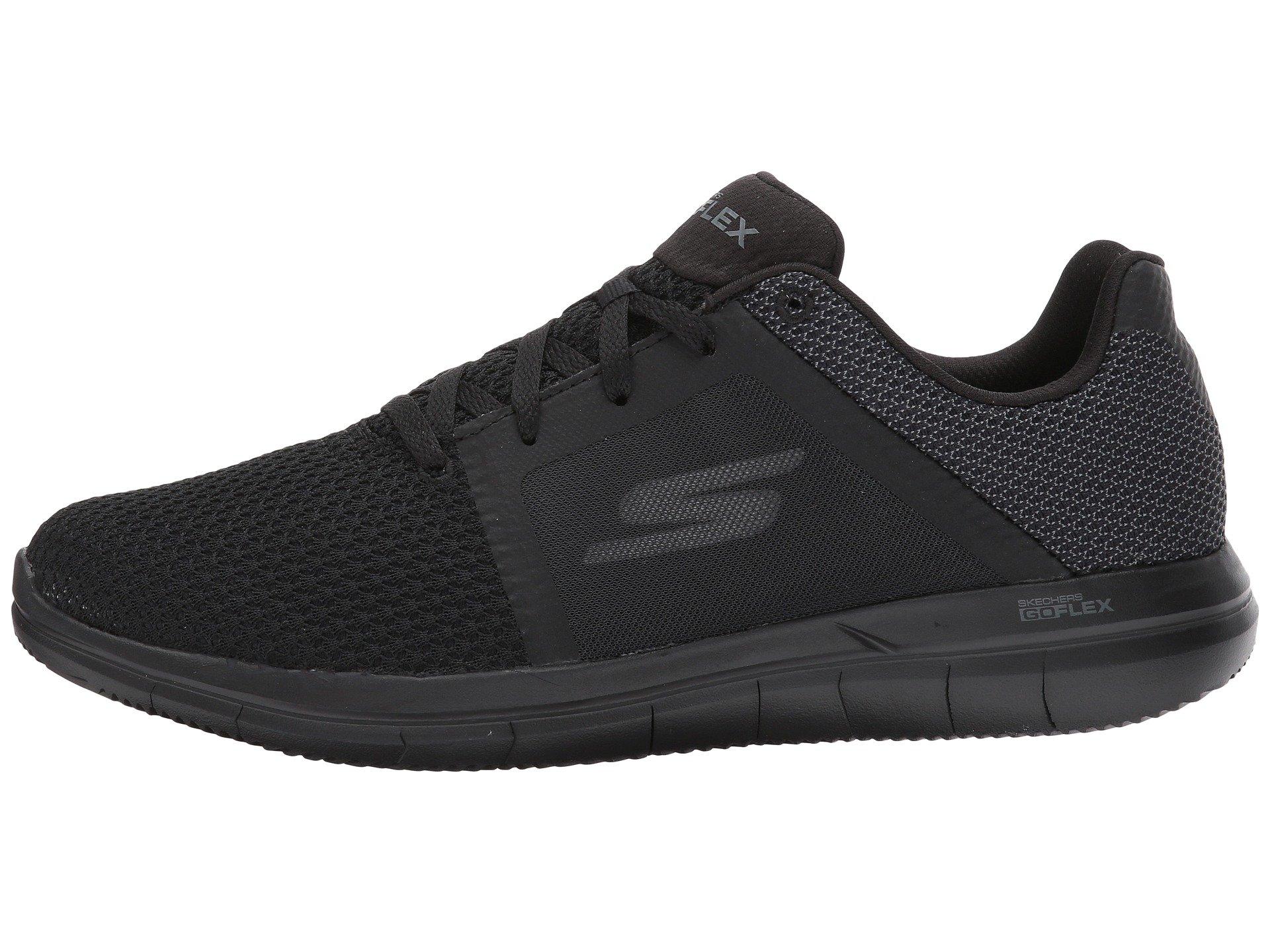 Skechers Go Flex 2- Negro v4NsTQR5P