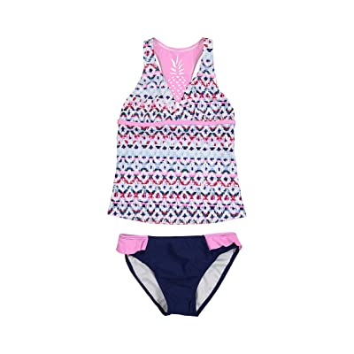Tommy Bahama 2- Piece Tankini Swimsuit Bathing Suit Bikini