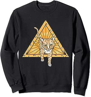 Illuminati Eye of Cheeto The Cat - Shane Dawson Sweatshirt