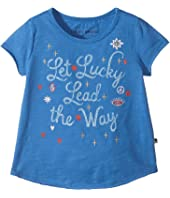 Lucky Brand Kids Amaya Graphic Tee (Toddler)