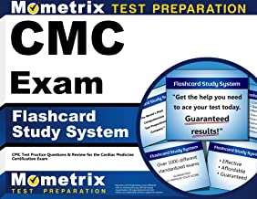 CMC Exam Flashcard Study System: CMC Test Practice Questions & Review for the Cardiac Medicine Certification Exam