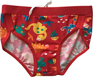 a2f29d34bfff Costume da Bagno Bambino Ragazzo Slip Fantasia Dinosauri - Moda Mare  Bambini Colori Vivaci