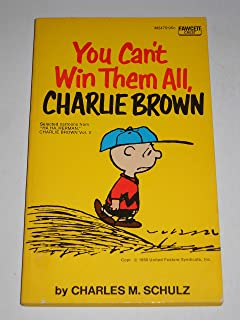 You Can't Win Them All, Charlie Brown - Selected Cartoons from 'ha Ha, Herman,' Charlie Brown, Volume 2