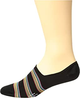 Paul Smith Multi Block No Show Socks