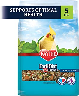Kaytee Forti-Diet Pro Health Cockatiel Food