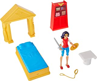 Mattel DC Super Hero Girls Wonder Woman Bedroom Set