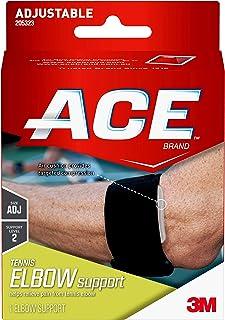 حمایت ACE تنیس آرنج، برند معتبر ترین برش ایالات متحده از برس و حمایت، گارانتی رضایت خاطر پول