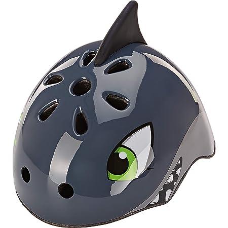 YGJT Kinderhelm 2-5 Jahre leicht Fahrradhelm Kinder-Cartoon 3D-Form Multi-Sport Sicherheit Sportartikel Jungen M/ädchen