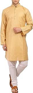 Wintage Men's Cotton Silk Festive and Casual Kurta Pyjama -16 Colors