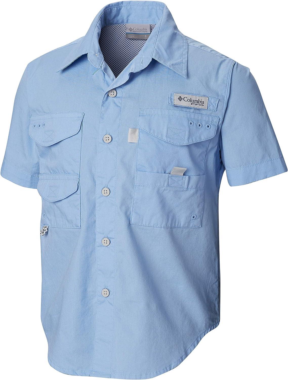 Columbia Boys Bonehead Short 2021 model Shirt Sleeve Max 48% OFF