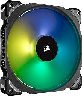 Wentylator PWM RGB LED z technologią lewitacji magnetycznej CORSAIR ML140 PRO RGB 140 mm Premium