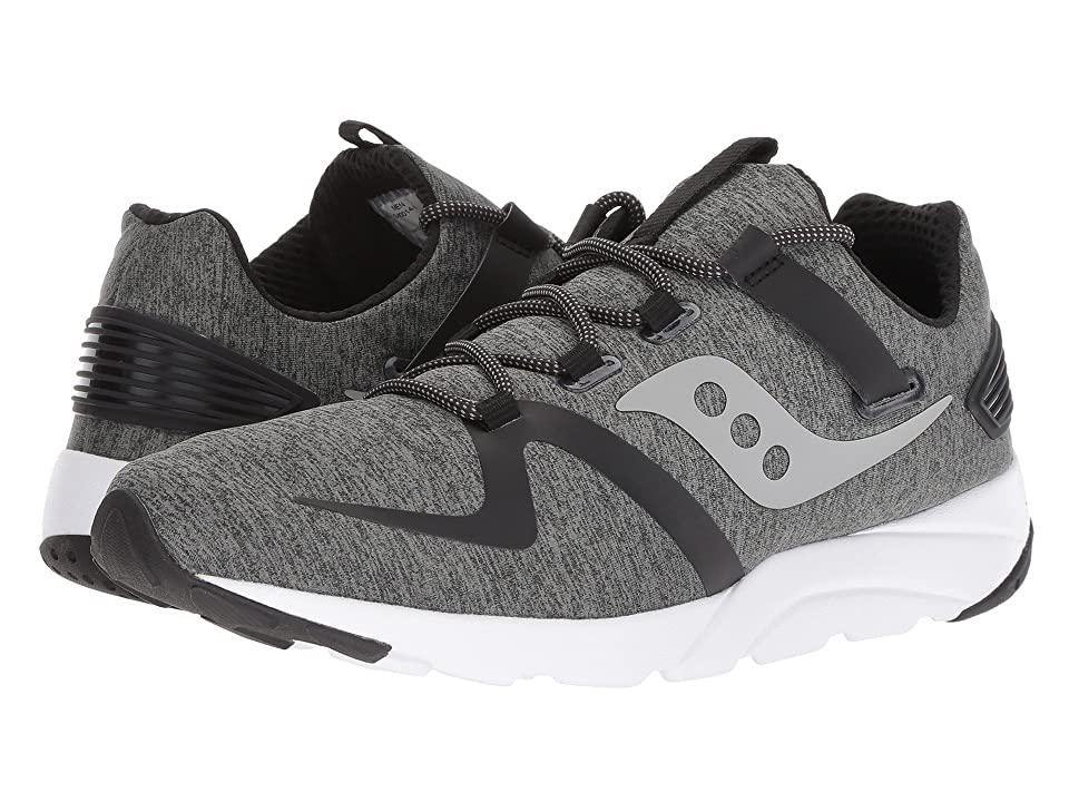 Saucony Originals Grid 9000 Mod (Grey/Black) Men
