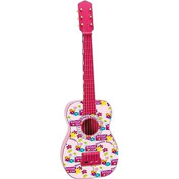 Bontempi- GS 7171 Guitarra española con Cuerdas de Metal, Color ...