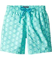Vilebrequin Kids - Ancre De Chine Swim Trunks (Toddler/Little Kids/Big Kids)