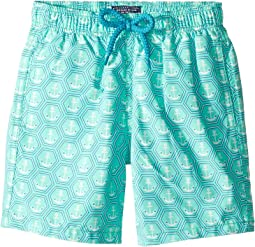 Ancre De Chine Swim Trunks (Toddler/Little Kids/Big Kids)