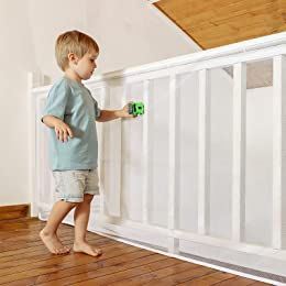Best safety nets for stairs