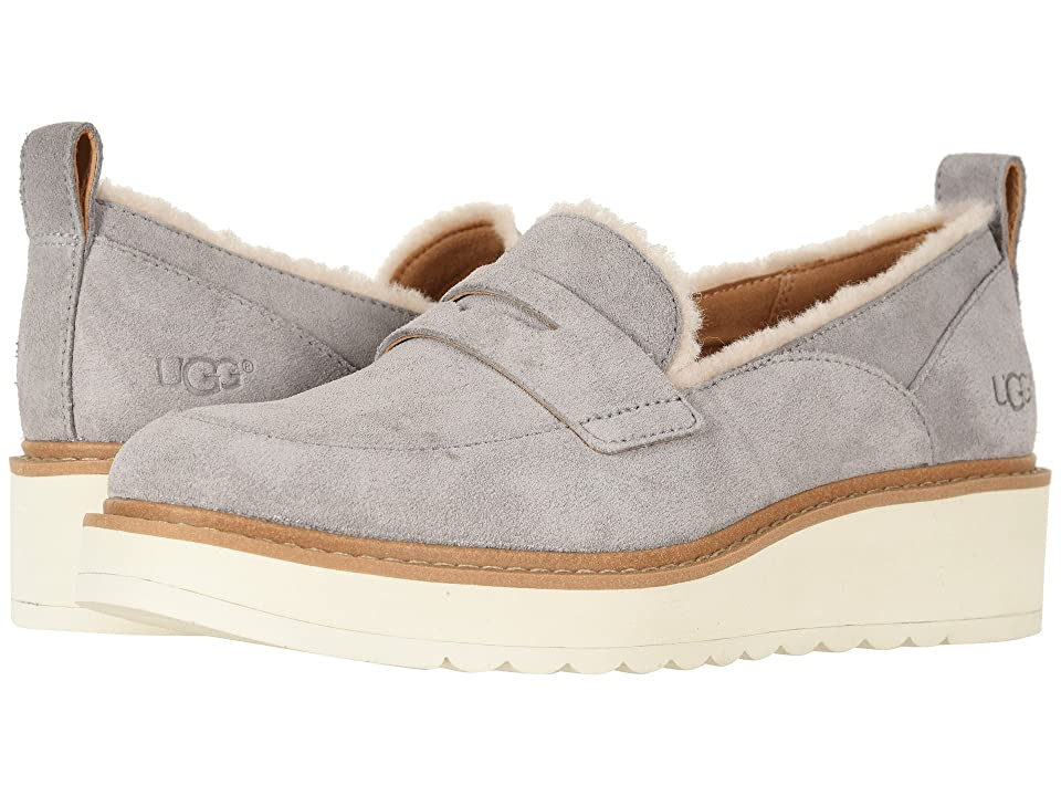 UGG Atwater Spill Seam Loafer (Seal) Women