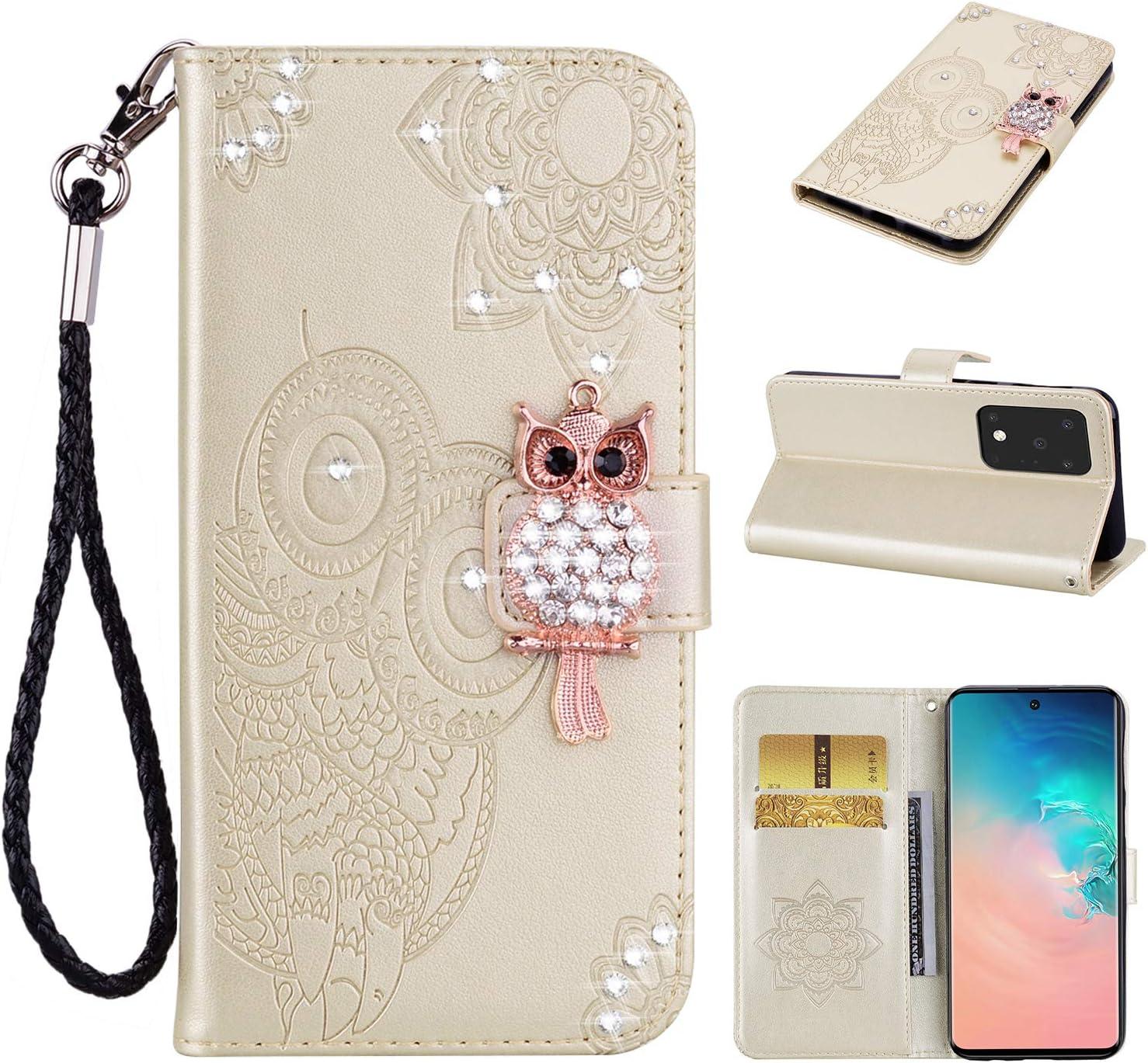 Cfrau Diamond Kickstand Case with for Samsung Stylus Max 55% OFF Fees free Black Galax