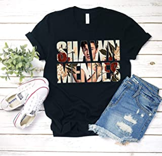 Concert Shawn-Mendes The-Tour-2019 Unisex T-shirt- Music Lovers Fans -Long Sleeve-Unisex hoodie-Unisex Tank Top - AT9-218