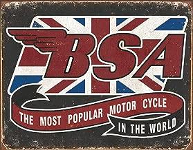 Desperate Enterprises BSA - Most Popular Tin Sign, 16