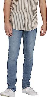 Volcom Men's 2x4 Skinny Fit Jeans Old Town Indigo Blue 31x30