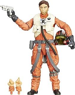 Star Wars: The Force Awakens Black Series 6 Inch Poe Dameron