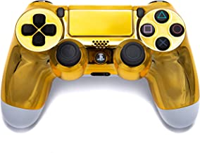 chrome gold controller ps4