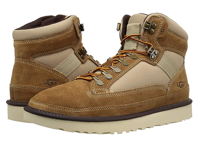UGG  Highland Hiker (Chestnut) Mens  Boots