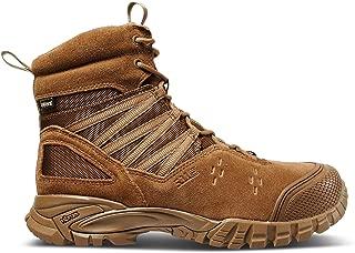 """5.11 Men's Union 6"""" Waterproof Tactical Boot Hiking, Dark Coyote, 14 Regular US"""