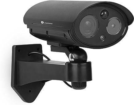 Smartwares CDM-38103 Cámara falsa, Detector de movimiento, Gira automáticamente, Luz LED