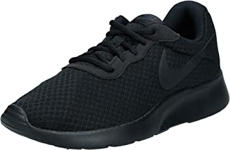 NIKE Men`s Tanjun Sneakers, Breathable Textile Uppers and Comfortable Lightweight Cushioning