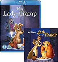 Lady And The Tramp - Movie and Soundtrack Bundling - Blu-ray and CD