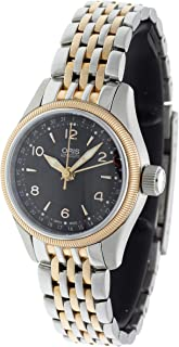 Big Crown Automatic-self-Wind Female Watch 01 594 7680 4334-07 8 14 32 (Certified Pre-Owned)
